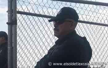 Renuncia director de Seguridad de Tlaxco - El Sol de Tlaxcala