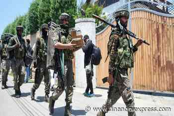 33 central forces personnel among 204 fresh COVID-19 cases in J-K; count rises to 6,966