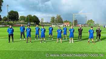 Fußball: SpVgg Freudenstadt treibt Planungen voran - Fußball - Schwarzwälder Bote