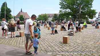Freudenstadt: Zum ersten Mal Freiluft-Vesperkirche - Freudenstadt - Schwarzwälder Bote