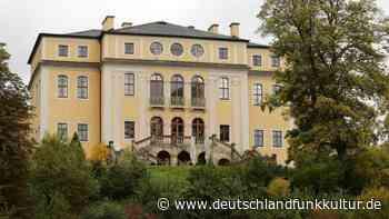 Mitglieder der Staatskapelle Weimar auf Schloss Ettersburg - Romantischer Schönklang auf dem Schloss - Deutschlandfunk Kultur