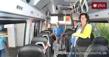 Neuer Schulbus für Aitrach - Schwäbische - Schwäbische
