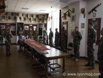 Près de Lyon : le régiment médical de la Valbonne mis à l'honneur le 14 juillet à Paris - Lyon Mag