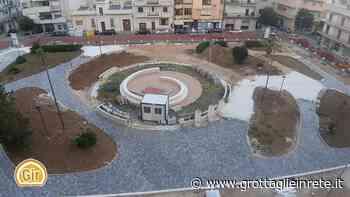 VIDEO Prende forma la nuova Piazza Verdi a Grottaglie - Grottaglie in rete