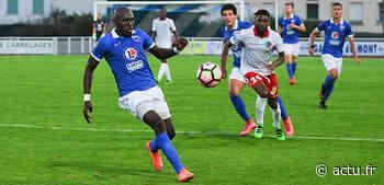 Football - National 3. Christopher Mayulu, ex-meilleur buteur d'Avranches, rejoint Dives - actu.fr