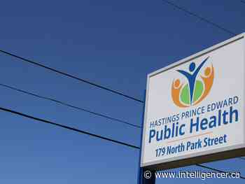 Stay vigilant in Hastings-Prince Edward amid Kingston's new COVID-19 cases, says Dr. Caturay - Belleville Intelligencer