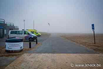 Vijftien bootvluchtelingen gered voor kust van De Panne - Knack.be