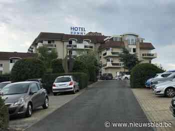 Jongedame betaalt hotelovernachting niet en neemt kamerspull... (De Panne) - Het Nieuwsblad