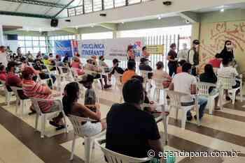 Município de Monte Alegre recebe serviços da Policlínica Itinerante - Para