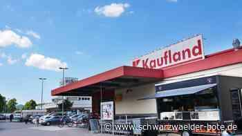 Albstadt: Kaufland baut in Ebingen neu - Albstadt - Schwarzwälder Bote