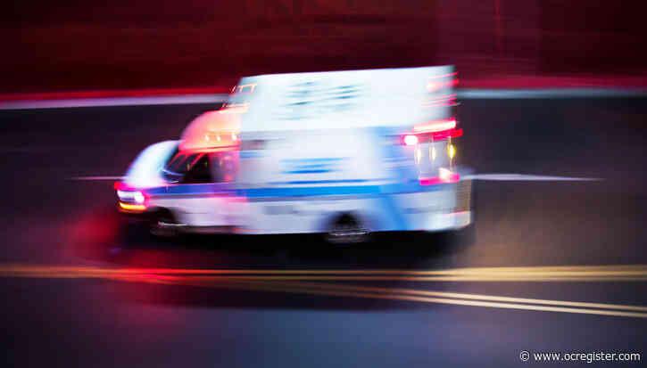 8-month old fetus killed in 2-vehicle crash in Santa Ana