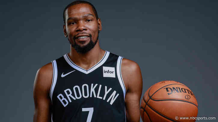 Why KD would have skipped NBA's restart even if healthy - Comcast SportsNet Bay Area