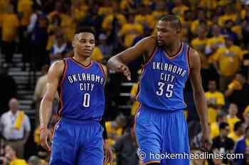 Kevin Durant: How his 6 least favorites NBA teammates were ranked - Hook 'Em Headlines