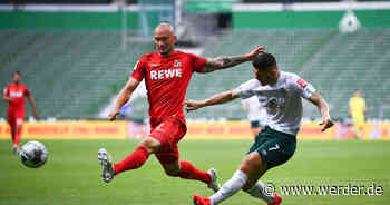 SV Werder Bremen - FC Köln (Highlights)