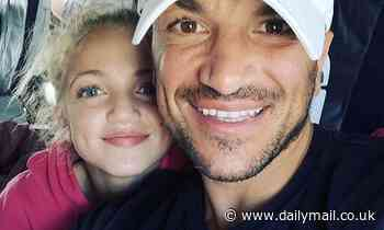 Peter Andre surprises daughter Princess with the ultimate girly sleepover for her 13th birthday