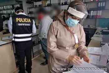Intervienen municipio de Atuncolla por presuntas irregularidades en la adquisición de EPP - Pachamama radio 850 AM