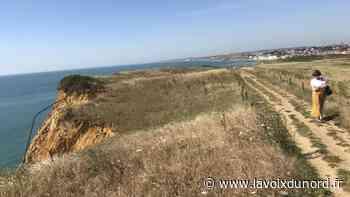 Des éboulements de falaise font planer une menace sur des sentiers côtiers - La Voix du Nord