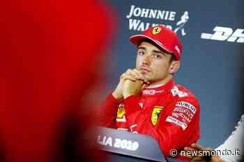 Leclerc, da Maranello a Fiorano alla guida della SF1000 (FOTO) - News Mondo