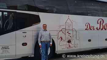 Plötzlich musste der Bus stehen bleiben - kreiszeitung.de