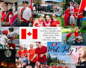 Stittsville Village Association gearing up for a memorable virtual Canada Day - StittsvilleCentral.ca