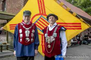 """Sint-Sebastiaansgilde bestaat sinds 16e eeuw: """"We dansen nog steeds de trawantel"""" - Het Nieuwsblad"""