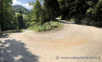Clusone: 85mila euro per l'asfalto della strada per San Lucio, l'ok della maggioranza e delle minoranze - Valseriana News