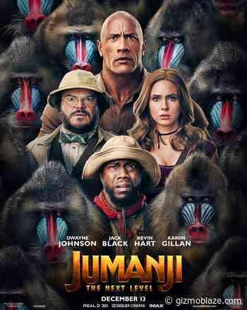 """Jumanji 5"":Karen Gillan, Dwayne Johnson are back!! Read here for Release Date, Cast, and more!! - Gizmo Blaze"
