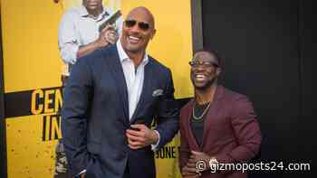 Dwayne Johnson & Kevin Hart put their friendship to test and guess what? - Gizmo Posts 24