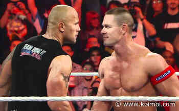 """John Cena Opens Up On His Feud With Dwayne 'The Rock' Johnson: """"It Was Stupid of Me"""" - Koimoi"""