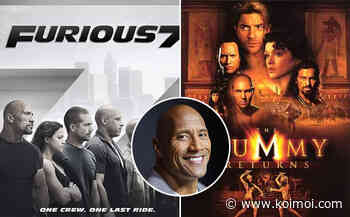 Dwayne Johnson Box Office: From Fast & Furious 7 To The Mummy Returns, Here Are Top 10 Worldwide Grossers Of The Star - Koimoi
