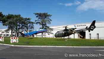PHOTOS - Dans sa nouvelle usine de Tarnos, Safran Helicopter Engines mise sur l'innovation - France Bleu