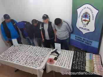 """Cayó otra parte de """"Los Paisa"""", la banda que vendía drogas en basurales y descampados - Infosur Diario"""