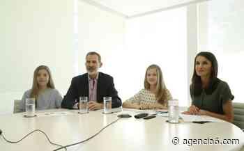 La Fundación Princesa de Girona, protagonista para la Casa Real de España a través de videoconferencia - Agencia6