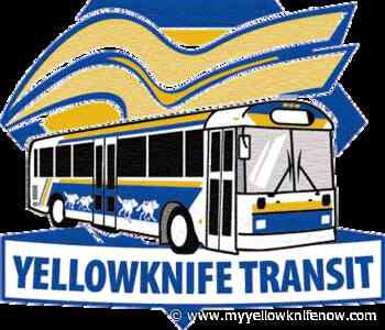 Yellowknife Transit to resume regular service - My Yellowknife Now