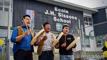 Yellowknife says goodbye to École JH Sissons after 45 years - Cabin Radio