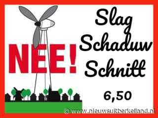 Bakkerij Stroet speelt in op windmolen protest in Neede - Nieuws uit Berkelland