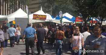 Taste of Edmonton, Heritage Festival face financial hardship — one may call it quits for good - Global News