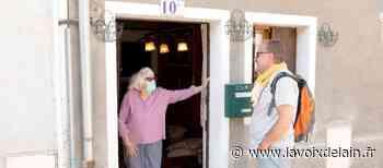 Belley - Prendre soin des anciens face à la chaleur - La Voix de l'Ain