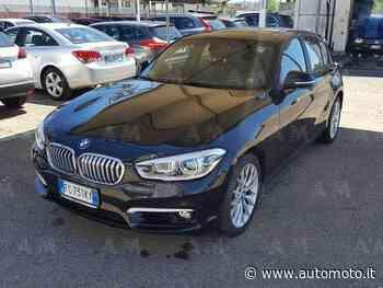 Vendo BMW Serie 1 118d 5p. Urban usata a Silea, Treviso (codice 7623547) - Automoto.it