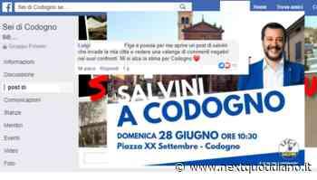 Salvini va a Codogno e i codognesi non sono felicissimi - next