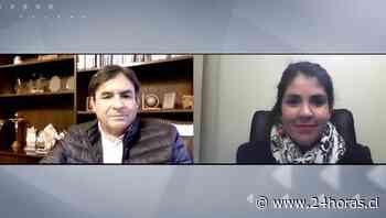 Entrevistas 24 con el alcalde de Quillota Luis Mella - 24Horas.cl