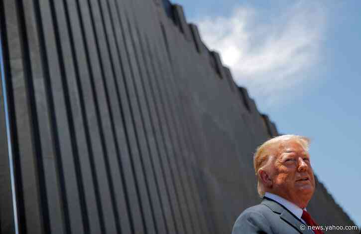 Trump's spending for border wall rejected by U.S. appeals court