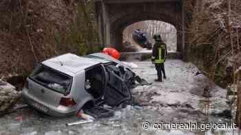Schianto sul ghiaccio: non c'erano barriere né sale, Comune di Feltre condannato a pagare i danni - Corriere Delle Alpi