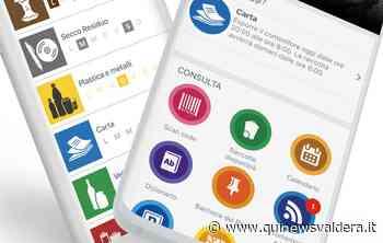 """Cambia il """"porta a porta"""", una app per orientarsi - Qui News Valdera"""