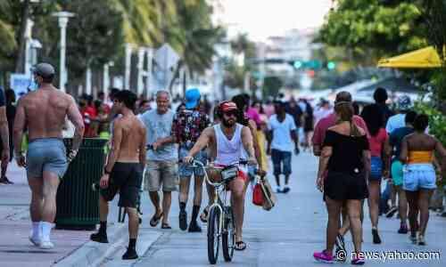 Mike Pence postpones Florida campaign tour as coronavirus cases surge