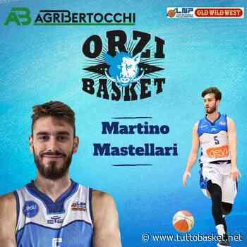 Orzinuovi Basket, c'è l'accordo con Martino Mastellari - Tuttobasket.net