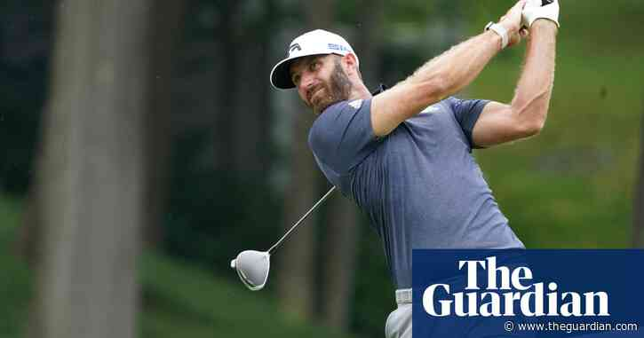 Covid-19 confusion overshadows Dustin Johnson's Travelers Championship lead