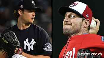 Cole-Scherzer matchup to highlight MLB opening day: reports