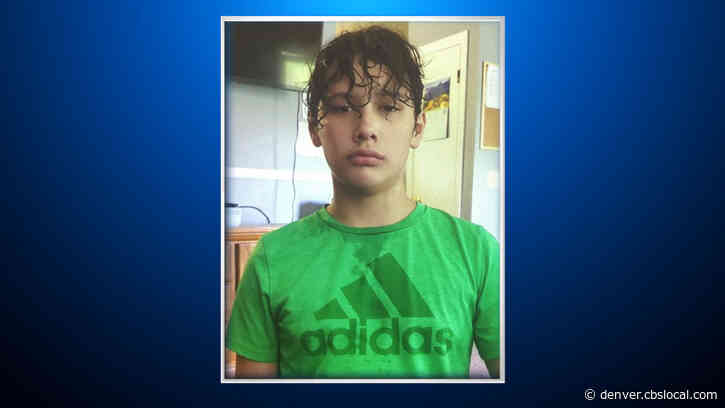 Aurora Police: Amber Alert Issued For Missing 12-Year-Old Boy