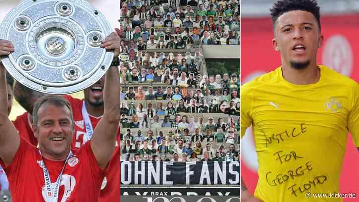 Bundesliga 2019/20: Der Fußball ist längst mehr als das Spiel